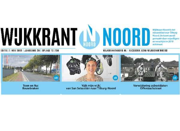 Wijkkrant Noord editie 5, augustus 2019