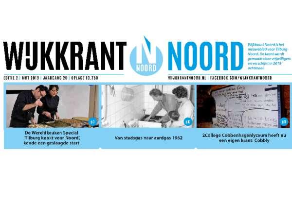 Wijkkrant Noord editie 2, maart 2019