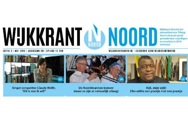 Wijkkrant Noord editie 3, mei 2019