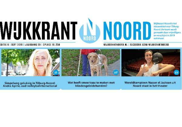 Wijkkrant Noord editie 6, september 2019