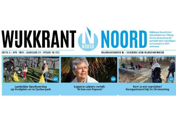 Wijkkrant Noord editie 3, april 2021