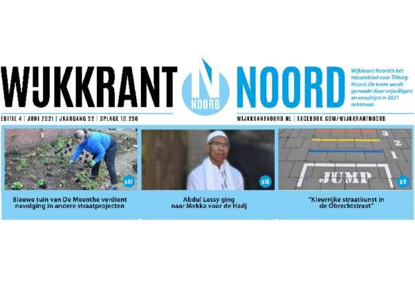 Wijkkrant Noord editie 4, juni 2021