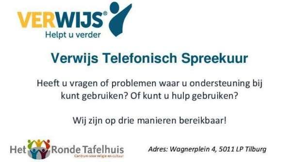 Verwijsspreekuur Tilburg-Noord