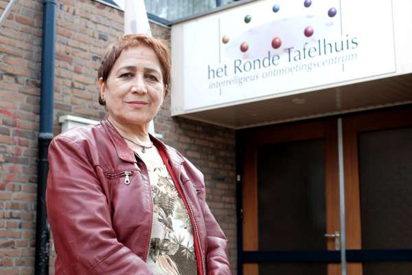 """Ik zocht verdraagzaamheid en vond dat in Tilburg"""