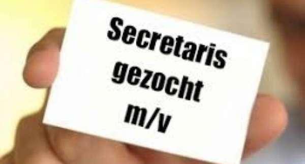 Vacature secretaris 1040x560